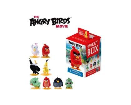 ANGRY BIRDS MOVIE Свитбокс мармелад с игр. в короб.  бл10  10г